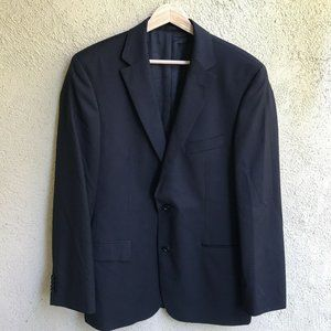 Hugo Boss Super 100 Wool 2-Button Jacket Blazer